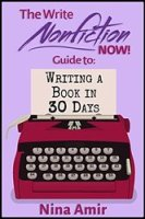 writing nonfiction in 30 days