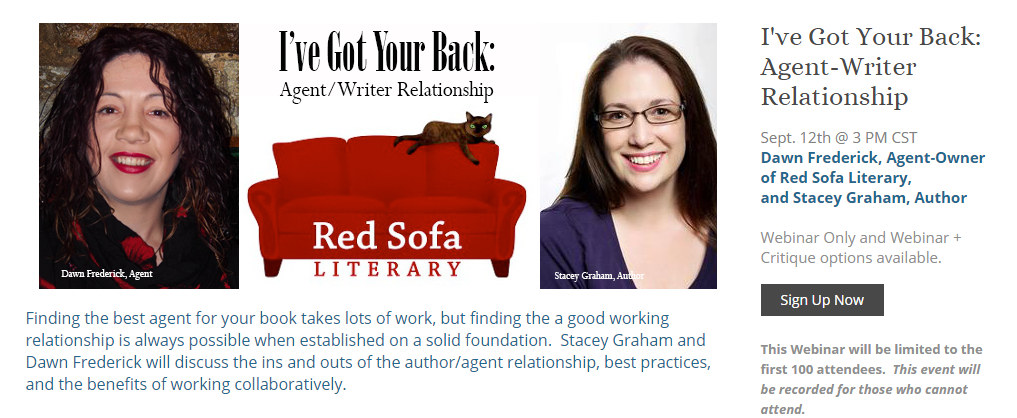 September 12th – KidLit College with Stacey Graham | Red ...